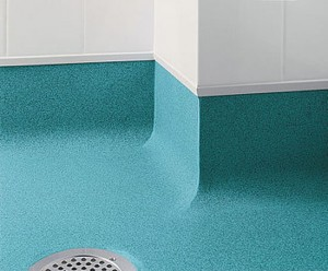 cover formed hygiene flooring