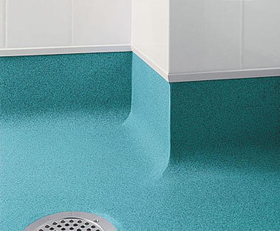 Cover Formed Hygiene Flooring