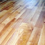 laminate or vinyl flooring
