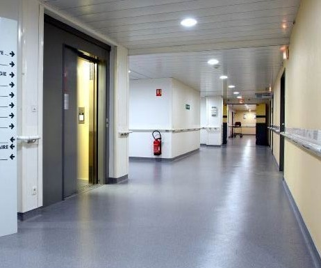 Hospital Flooring Why Sheet Vinly Is The Obvious Choice