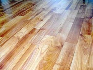 laminate or vinyl flooring