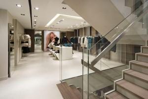 Ceramic Shop Flooring